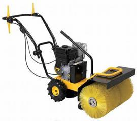 power broom for rent tucson az
